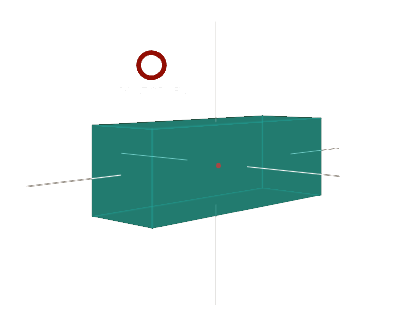 Still from the interactive box shape tool